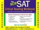 二手書博民逛書店Kaplan罕見New Sat Critical Reading WorkbookY255562 Kaplan