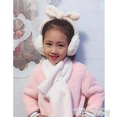 兒童圍巾 韓版男女童兒童圍巾冬季小孩寶寶圍巾春秋薄款嬰兒圍脖保暖脖套潮 童趣屋