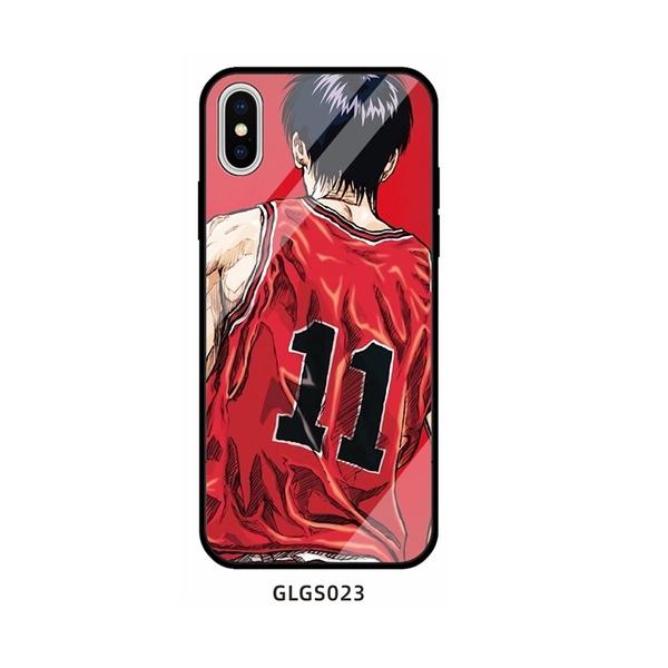 iPhone 12皮套保護套 iPhone 12 Pro Max潮流保護套灌籃高手櫻木手機殼 IPhone 12 mini手機套鋼化玻璃保護殼