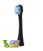 [東京直購] Panasonic 國際牌 松下 電動牙刷替換刷頭 2入 EW0909-K 黑色 相容:EW-DE54_A115