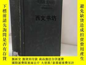 二手書博民逛書店【罕見】1923年初版 History of the Far E