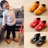 男童秋鞋新款兒童鞋子男 女童運動鞋2-3-4-5歲寶寶休閒鞋防滑