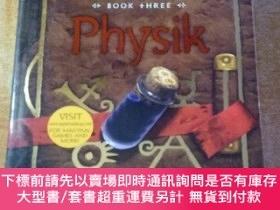 二手書博民逛書店Septimus罕見Heap #3: Physik薩普提姆斯三部曲:奇幻物理Y16076 Angie Sage