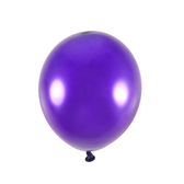 5吋珠光氣球10入-紫羅蘭紫