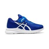 Asics Lazerbeam Mb [1154A074-400] 中童鞋 運動 休閒 慢跑 校園 穿搭 舒適 藍 白