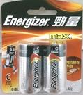 Energizer 勁量鹼性2號新倍能2入大卡【2入/卡】