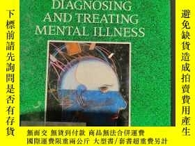 二手書博民逛書店DIAGNOSING罕見AND TREATING MENTAL ILLNESSY475139