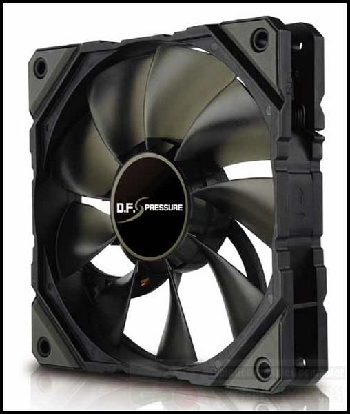 [地瓜球@] 安耐美 ENERMAX Pressure 高壓電競蝠 12公分 風扇~啟動逆轉彈塵技術
