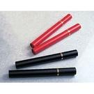 《享亮商城》0-83B2-0 空白皮紋圓管(無穗 ) 黑
