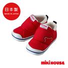 MIKI HOUSE 日本製 學步鞋 獲...