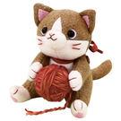 Olympus PA747 毛線貓 (餅乾色)材料包