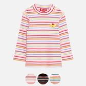 WHY AND 1/2 mini 條紋彈性棉質上衣 多色可選 1Y~4Y