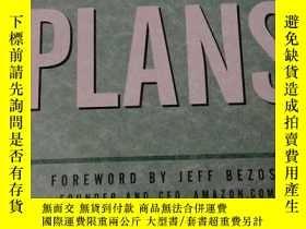 二手書博民逛書店bankable罕見business plans賣座的商業計劃Y