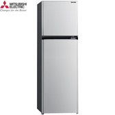 ↙送安裝/0利率↙Mitsubishi三菱 273公升 1級能效 智能變頻雙門冰箱 MR-FV27EJ-SL【南霸天電器百貨】