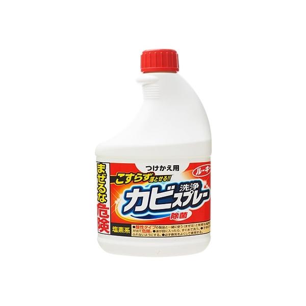 日本 第一石鹼 浴室清潔噴霧泡(400ml)替換瓶【小三美日】