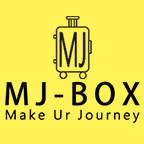 MJ-BOX美靚活力館行李箱