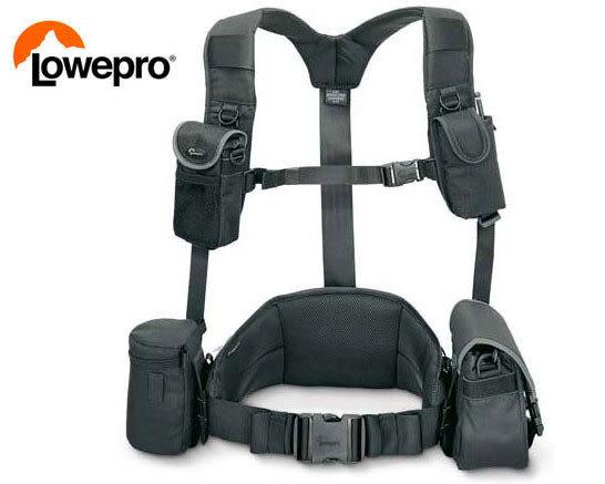 LOWEPRO 羅普 S & F Shoulder Harness 雙肩背帶 (24期0利率 免運 立福貿易公司貨) 不附背包 / 腰帶 S&F