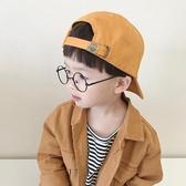 男童棒球帽春秋女童嬰兒寶寶兒童帽子春款遮陽薄款防曬韓版鴨舌帽 童趣屋