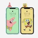 韓國 海綿寶寶 手機殼 公仔軟殼│S21 Ultra S20 S10 S10E S9 S8 Note20 Note10 Note9 Note8