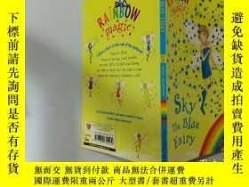 二手書博民逛書店Sky罕見the Blue Fairy:藍天仙女..Y200392