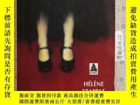 二手書博民逛書店36開法文原版罕見Lady hunt Helene Frappa