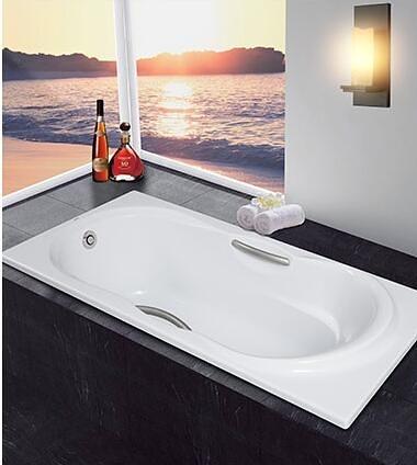 TOTO亞克力浴缸PAY1540HP 1.5米嵌入式小戶 型家用成人泡澡浴盆 雙11MKS