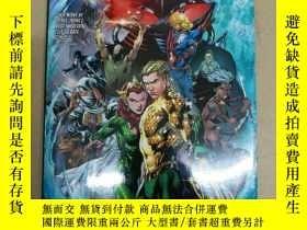二手書博民逛書店Aquaman罕見Vol. 2: The Others (the