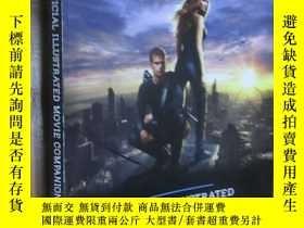 二手書博民逛書店Divergent罕見Official Illustrated Movie Companion (大16開)Y