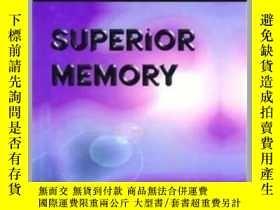 二手書博民逛書店Superior罕見Memory-卓越的記憶力Y361738 John Wilding, Val... Tay