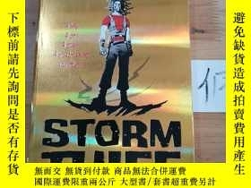 二手書博民逛書店STORM罕見THIEF CHEIS WOODINGY15335