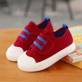人本童鞋寶寶布鞋男嬰女嬰兒童正品學步鞋春夏季新款1-3歲鞋子男 全館免運