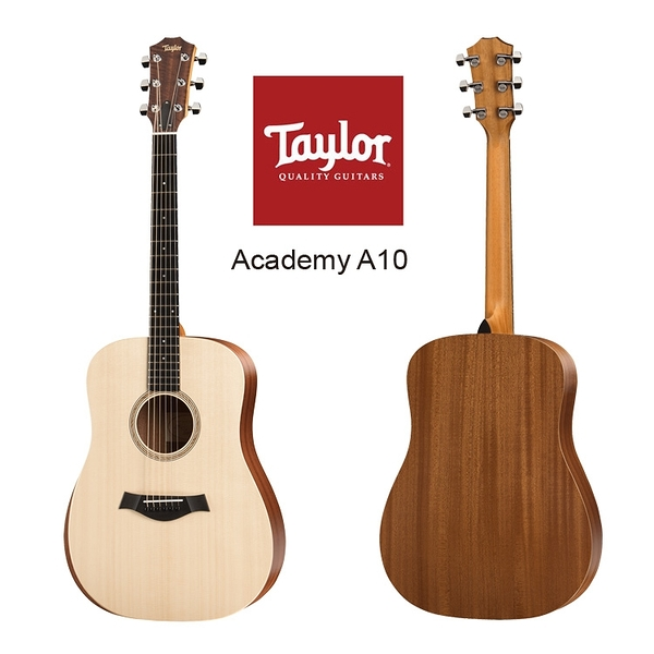 小叮噹的店-Taylor Academy 學院系列 A10 41吋 D桶 木吉他 原聲吉他 民謠吉他 附原廠琴袋 公司貨