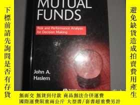 二手書博民逛書店Mutual罕見Funds: Risk and Performa