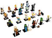 樂高LEGO Minifigures NINJAGO MOVIE 旋風忍者電影 人偶組 人偶包 20隻 拆袋販售  71019 TOYeGO 玩具e哥