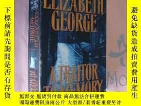 二手書博民逛書店A罕見Traitor to MemoryY85718 Eliza