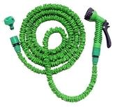 神奇伸縮水管 品質優良 5米 3倍伸縮力 7段式水流 彈性大可伸縮約15米 (S)【L026】 慢思行