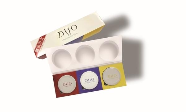 【DUO麗優】五效合一卸妝膏-禮盒組20g*3