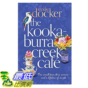 2018 amazon 亞馬遜暢銷書 The Kookaburra Creek Café