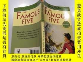 二手書博民逛書店Five罕見Go Adventuring Again:五個又去冒險了.Y200392