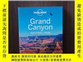 二手書博民逛書店Lonely罕見Planet Grand Canyon National Park (Travel Guide)近