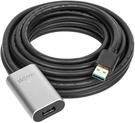 [9美國直購] 擴展電纜線 USB 3.0 Extender, WEme USB Extension Cable with Aluminum Alloy Housing B06Y4BMGWJ