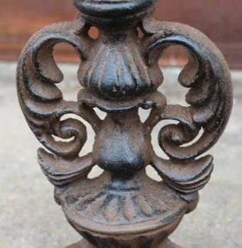 協貿國際復古門擋庭院裝飾擺件1入