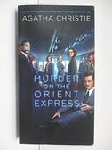 【書寶二手書T3/原文小說_CHV】Murder on the Orient Express_Christie, Agatha