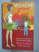 【書寶二手書T8/原文小說_NEI】Safe House_Jenny Carroll, Meg Cabot