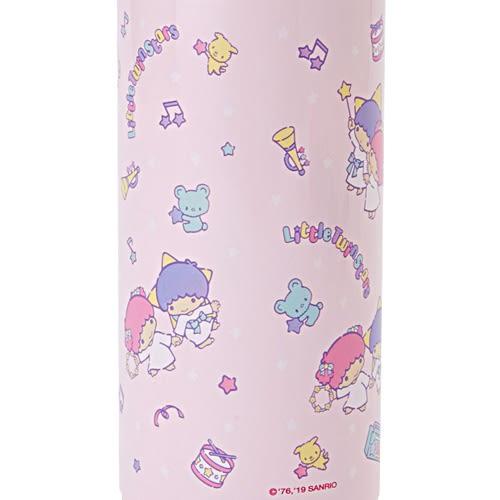 Sanrio 雙星仙子不鏽鋼保溫保冷隨手瓶-350ml(星星玩具)★funbox★_644013