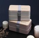 便當盒 輕食飯盒沙拉便當盒小輕便迷你日式減肥餐可愛少女心ins定量餐盒
