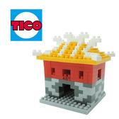 【Tico 微型積木】T-7020 台灣 北門-承恩門