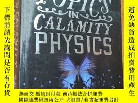 二手書博民逛書店Special罕見topics in calamity phys