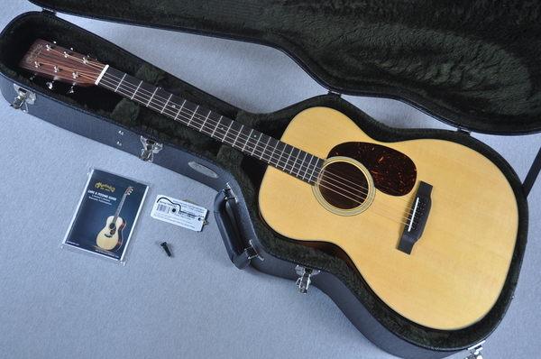 【金聲樂器】Martin 000-18 美場 木吉他 西卡雲杉 桃花心木側背板 原廠硬盒