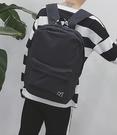 找到自己品牌 日系 時尚潮流 男 N字 帆布包 學生包 旅行背包 多用途背包 書包 後背包 肩背包